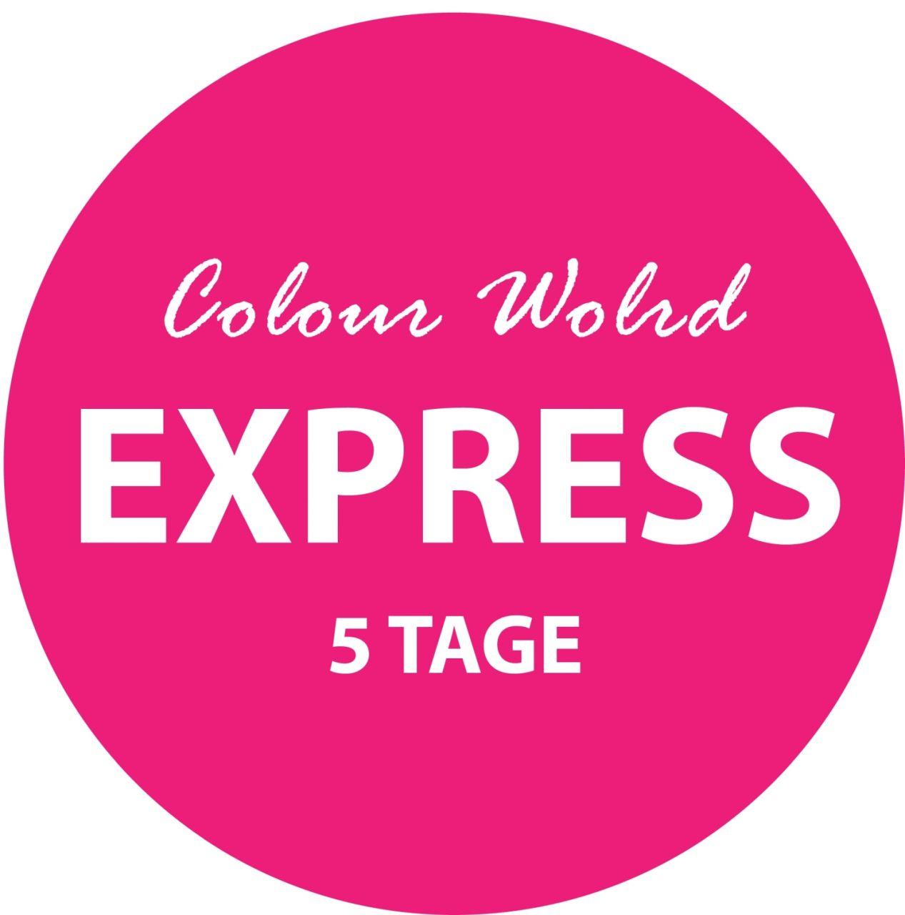 Express Färbeservice ( 5 Tage )