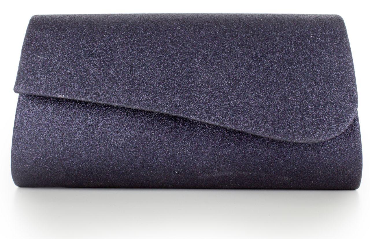 Juliane marine - Glitter Handtasche